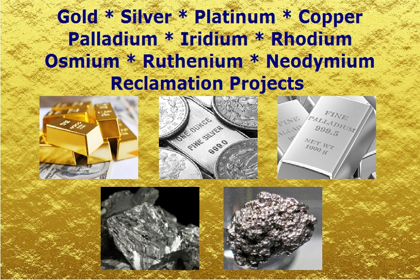 precious metals mining projects